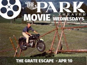 The Park Theater Movie Wednesdays - The Great Escape