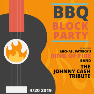 BBQ Block Party at The Park Theater event space in Downtown Glens Falls