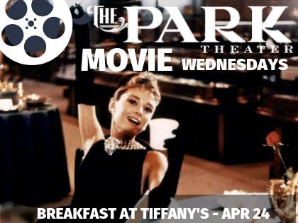 Park Movie Wednesdays – Breakfast at Tiffany's - Park Theater